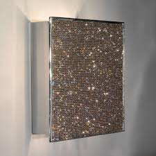 unique wall lighting. Unique Contemporary Swarovski Crystal Wall Light Lighting
