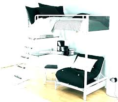 full size bunk bed with desk. Full Loft Bed With. With Desk Under. Image Permalink Size Bunk