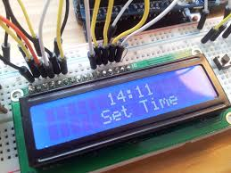 fritzing repo projects a arduino lcd alarm clock
