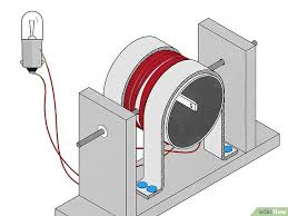 simple electric generator. Gambar Berjudul Make A Simple Electric Generator Step 14