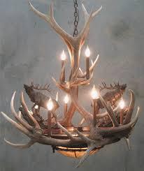 fresh deer horn lamps lamp home design ideas inspiration