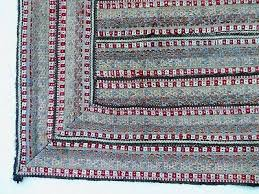 3 foot square rug 4 of rare old antique hand made woven rug 3 feet square