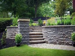menards retaining wall blocks