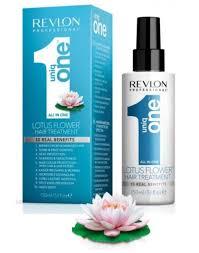 Revlon <b>Несмываемая маска</b>-<b>спрей</b> Lotus Flower Hair Treatment ...
