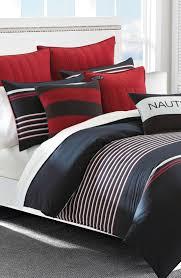 smart nautica mineola cotton comforter sham set nautica bedding nordstrom in nautical bedding sets