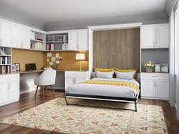 1000 Ideas About Bedroom Office Combo On Pinterest  Murphy Bed Office With Desk And Guest Room Office