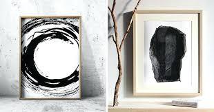 black and white wall art wall art ideas ideas for black and white abstract wall art