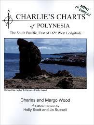 Charlies Charts Polynesia 7th Ed