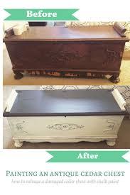 diy furniture refinishing projects. Refinishing A Beat Up Antique Cedar Chest How To Figuringitoutaswegoalong.wordpress.com Diy Furniture Projects N
