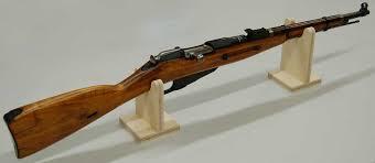 Handgun Display Stand Portable Gun Racks 46