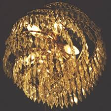unique chandelier lighting. A Unique Chandelier Using Continuous Curved Frame Which Would Look Good In Any Room, Including Bedrooms. We Have Matching Wall Lights - See Product C6. Lighting