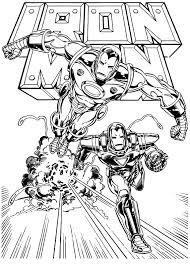 Disegni Iron Man Da Colorare Con Guarda Tutti I Disegni Da Colorare