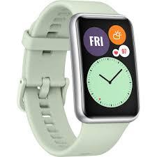 Huawei Watch Fit Smartwatch GPS, Unisex ...