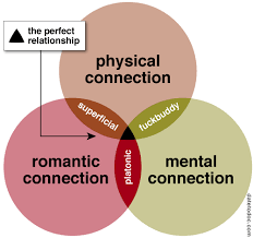 Venn Diagram Of Relationships Perfect Relationship Google Search On We Heart It