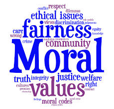 moral values short paragraph an essay for students and children