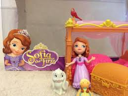 Sofia The First Bedroom Sofia The First Disney Sofias Royal Bed Playset Bedroom Design