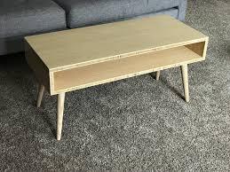 bamboo modern furniture. Mid Century Bamboo Coffee Table Modern Furniture