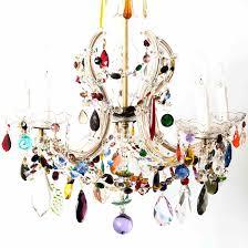 chandelier colored chandelier pretty color gypsy magneticystals blown chandelier multi colored crystal chandelier parts marmaraesporcom chandeliers jpg