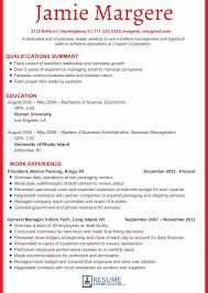 Best Executive Resume Examples 2018 That Work Intended For Resume