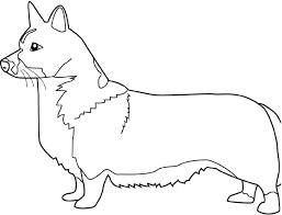 Disegni Di Cani Stilizzati Disegni Di Animali Da Ritagliare E