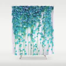 Shower curtains Pink Average Absence society6 buyart decor Shower Curtain Society6 Nature Shower Curtains Society6