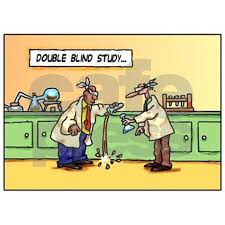 Double Blind Study mousepad by chasetoons