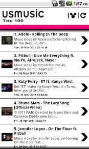 Top Charts 2010 Usa Us Music Chart