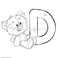 Small Picture Letter D Coloring Pages Getcoloringpages Com Coloring Coloring Pages