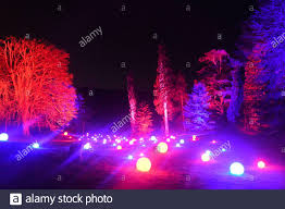 Christmas Lights Buckinghamshire Winter Light Trail Christmas 2019 At Waddesdon Manor