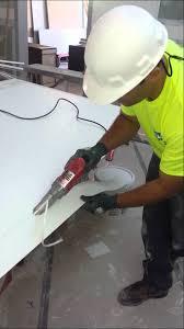 cutting frp wall panels cutting frp wall panels