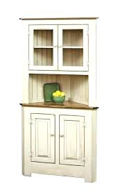 corner hutch cabinet plans corner hutch white delightful design corner kitchen hutch cabinet white corner hutch