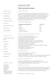 retail experience resume sample retail sales resume examples search sample  resume for retail assistant with no .