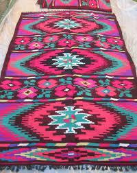 antique hand woven wool carpet from romania moldova bessarabian kilim flat weave tribal rug code 67