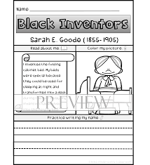 Small Picture Black History Inventions Coloring PagesHistoryPrintable Coloring