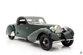 With a 60 by 66 mm bore and stroke, the engine later found a place in the type 39a. 1934 Bugatti Type 57 Stahls Automotive Collection