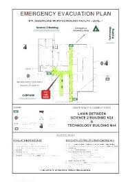 Evacuation Plan Sample Emergency Evacuation Plan Template For Business Easy Plans