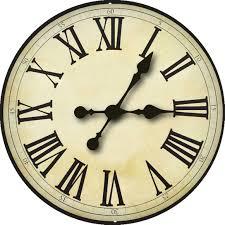 Miniature Printables Clock Face V Victorian Clocks
