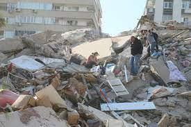 Liderlerden deprem nedeniyle geçmiş olsun mesajı