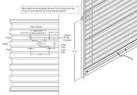 roll up garage door installation instructions installing a rolling steel door latch roll up garage door