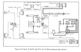oliver super wiring diagram yesterday s tractors here is the wiring diagram that you need