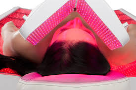 Does Fabutan Red Light Therapy Work What Laying In An Led Light Therapy Bed Is Really Like Allure