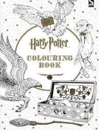 Harry Potter Colouring Book J K Rowling 9781783705481