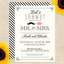 Couple Wedding Shower Invitations Free Bridal Shower Invitations Couples Shower Invitations