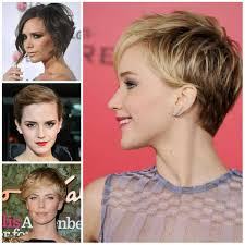Short Pixie Haircuts For Thick Straight Hair 2019 Hairstyles