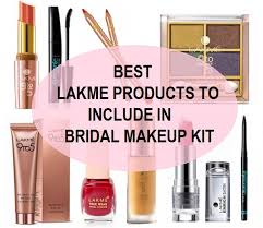 lakme bridal makeup kit in indian rus