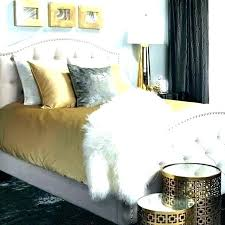 Black And Gold Bedroom Decor Gold Bedroom Ideas White And Gold ...