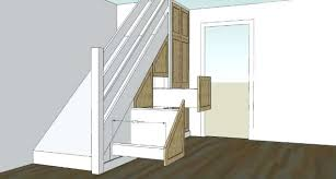 Marvelous Stair Step Drawers Ideas Under Stairs Storage Plans Prepossessing  Woodworking Build Free Chest