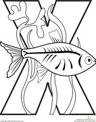 It helps him familiarize and find a connection between we hope you liked our collation of free printable circle coloring page. Animal Alphabet Letters Coloring Pages Education Com