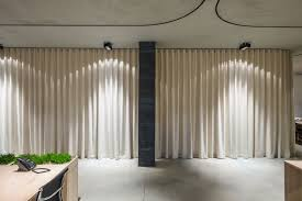 curtains for office. (un)curtain Office - Domus Curtains For