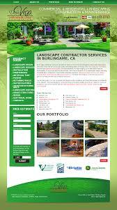 Landscape Design Mountain View Ca De La Vega Landscape Services Competitors Revenue And